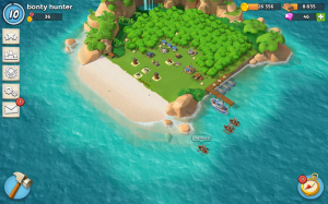 My Boom Beach base