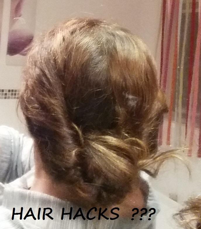 Hair hacks style#2