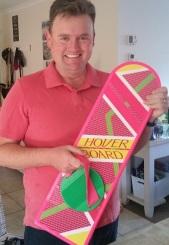 A new hover board